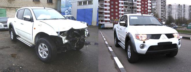 Кузовной ремонт Воронеже и цены